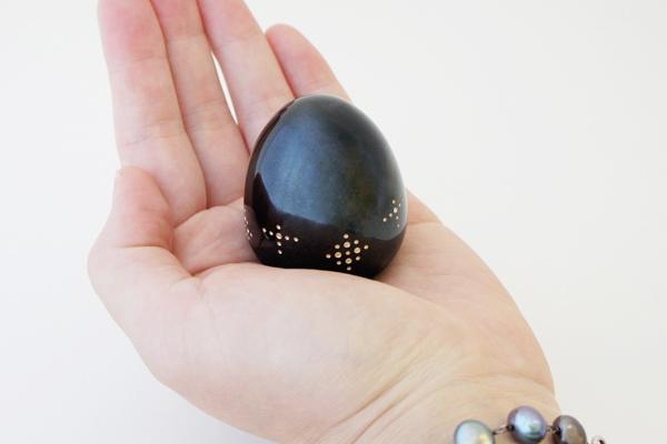 ミニ骨壷(コア・ボトル)   たまごころTAMAGOCORO