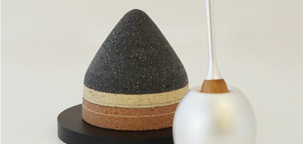 未来創想のおしゃれなミニ骨壷