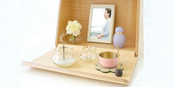 ミニ仏壇セット|やさしい時間・祈りの手箱