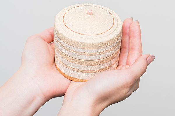 手元供養に最適な大きさの骨壷