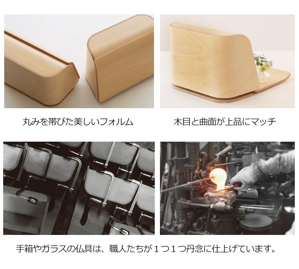 ミニ仏壇セット|火を使わないお仏壇 やさしい時間・祈りの手箱(ESTEBANエステバン