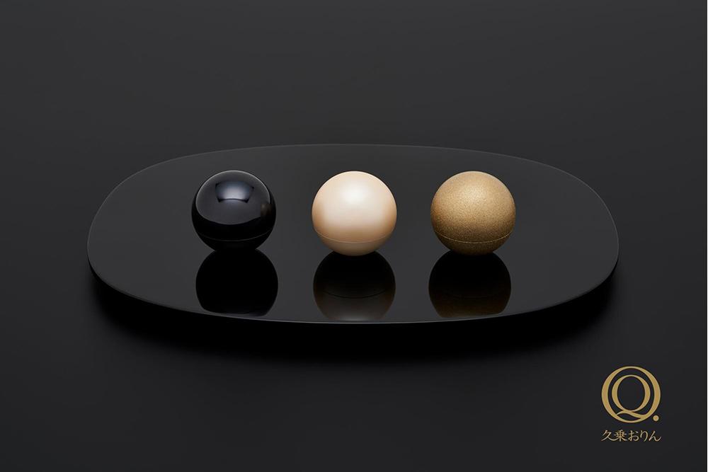 ミニ骨壷 | こころづき | カメオベージュ(真鍮製)